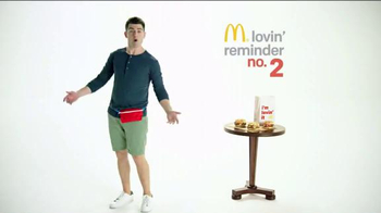 McDonald's Sirloin Third Pounders TV Spot, 'Fanny Pack' Ft. Max Greenfield - Thumbnail 2