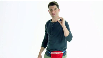 McDonald's Sirloin Third Pounders TV Spot, 'Fanny Pack' Ft. Max Greenfield - Thumbnail 4
