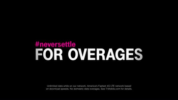 T-Mobile TV Spot, 'Never Settle for Verizon' Song by The Interrupters - Thumbnail 3