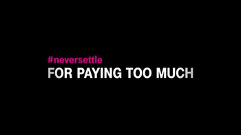 T-Mobile TV Spot, 'Never Settle for Verizon' Song by The Interrupters - Thumbnail 4