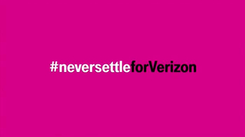 T-Mobile TV Spot, 'Never Settle for Verizon' Song by The Interrupters - Thumbnail 6