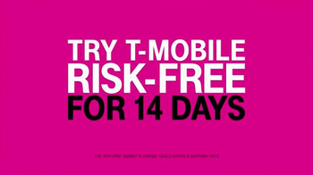 T-Mobile TV Spot, 'Never Settle for Verizon' Song by The Interrupters - Thumbnail 8