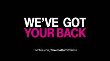 T-Mobile TV Spot, 'Never Settle for Verizon' Song by The Interrupters - Thumbnail 9