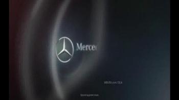 2015 Mercedes-Benz GLA TV Spot, 'Part Adrenaline, Part Adventure' - Thumbnail 10
