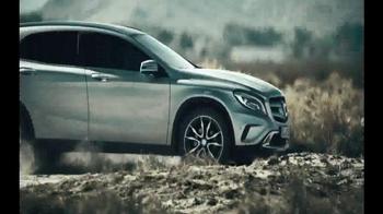 2015 Mercedes-Benz GLA TV Spot, 'Part Adrenaline, Part Adventure' - Thumbnail 8