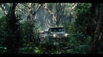 Mercedes-Benz GLE TV Spot, 'Jurassic World' - Thumbnail 6