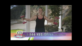 SpinX TV Spot, 'New Way to Get Fit' Featuring Forbes Riley - 33 commercial airings