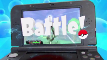 Nintendo 3DS XL TV Spot, 'Smash, Battle, Explore'