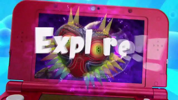 Nintendo 3DS XL TV Spot, 'Smash, Battle, Explore' - Thumbnail 5