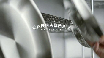 Carrabba's Grill Parmesan-Crusted Chicken TV Spot, 'Fresh, Crispy, Zesty' - Thumbnail 1