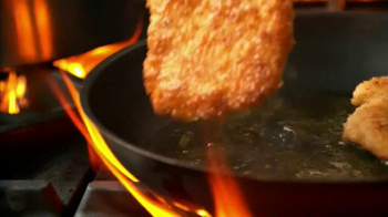 Carrabba's Grill Parmesan-Crusted Chicken TV Spot, 'Fresh, Crispy, Zesty' - Thumbnail 4