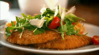 Carrabba's Grill Parmesan-Crusted Chicken TV Spot, 'Fresh, Crispy, Zesty' - Thumbnail 6