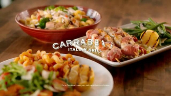 Carrabba's Grill Parmesan-Crusted Chicken TV Spot, 'Fresh, Crispy, Zesty' - Thumbnail 9