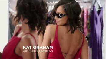 Foster Grant TV Spot, 'Shades of You' Featuring Kat Graham - Thumbnail 3