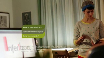 Similasan Dry Eye Relief TV Spot, 'Hours at the Computer' - Thumbnail 5