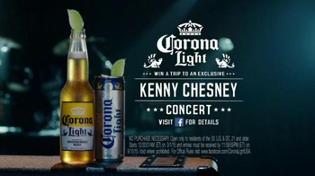 Corona Light TV Spot, 'Concert' Featuring Kenny Chesney - Thumbnail 10