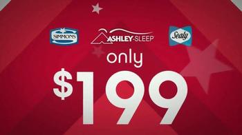 Ashley Furniture Homestore Memorial Day Mega Matress Event TV Spot, 'Deals' - Thumbnail 9
