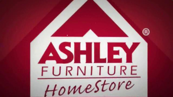 Ashley Furniture Homestore Memorial Day Sales Event TV Spot, 'Exclusive' - Thumbnail 1