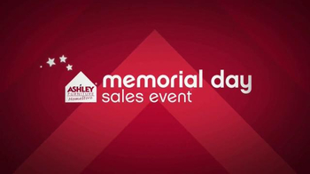Ashley Furniture Homestore Memorial Day Sales Event TV Spot, 'Exclusive' - Thumbnail 2