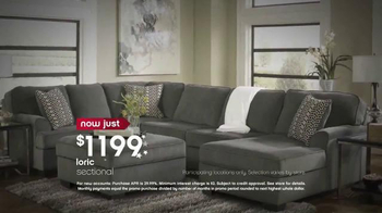 Ashley Furniture Homestore Memorial Day Sales Event TV Spot, 'Exclusive' - Thumbnail 5