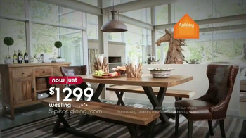 Ashley Furniture Homestore Memorial Day Sales Event TV Spot, 'Exclusive' - Thumbnail 6