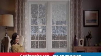 Champion Windows TV Spot, 'Air Leaks and Drafts: 25 Percent Off' - Thumbnail 7