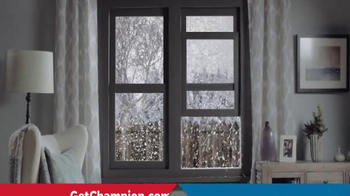 Champion Windows TV Spot, 'Air Leaks and Drafts: 25 Percent Off' - Thumbnail 4
