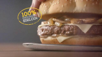McDonald's Sirloin Third Pound Burgers TV Spot, 'Reason to Hurry' - Thumbnail 2