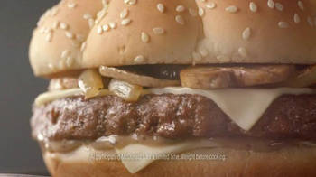 McDonald's Sirloin Third Pound Burgers TV Spot, 'Reason to Hurry' - Thumbnail 4