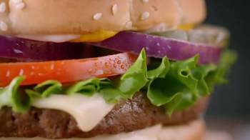 McDonald's Sirloin Third Pound Burgers TV Spot, 'Reason to Hurry' - Thumbnail 5