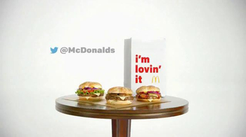 McDonald's Sirloin Third Pound Burgers TV Spot, 'Reason to Hurry' - Thumbnail 6