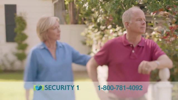 Security 1 Lending Reverse Mortgages TV Spot, 'Life Changing'