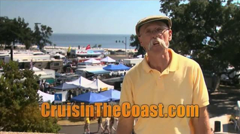 Cruisin' The Coast TV Spot, 'The Best Car Event of the Year' - Thumbnail 10