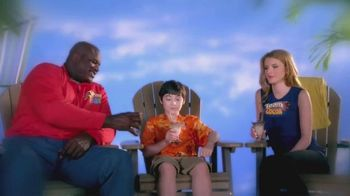 The Ultimate Pebbles V.I.P. Vacation TV Spot, Featuring Shaq, Bella Thorne - 267 commercial airings