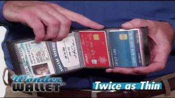Wonder Wallet TV Spot, 'A Better Wallet' - Thumbnail 2