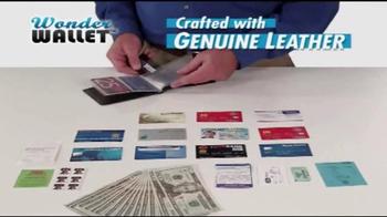 Wonder Wallet TV Spot, 'A Better Wallet' - Thumbnail 3