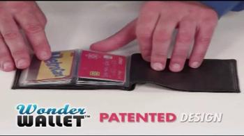 Wonder Wallet TV Spot, 'A Better Wallet' - Thumbnail 4