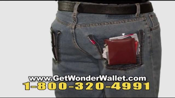 Wonder Wallet TV Spot, 'A Better Wallet' - Thumbnail 5