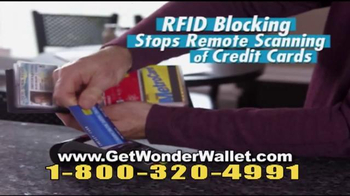 Wonder Wallet TV Spot, \'A Better Wallet\'