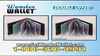 Wonder Wallet TV Spot, 'A Better Wallet' - Thumbnail 9