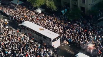 Microsoft Cloud TV Spot, 'Real Madrid Opens 1 Stadium to 450 Million Fans'