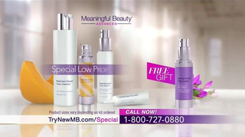 Guthy-Renker LLC Meaningful Beauty TV Spot Featuring Cindy Crawford - Thumbnail 7