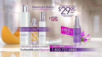 Guthy-Renker LLC Meaningful Beauty TV Spot Featuring Cindy Crawford - Thumbnail 8