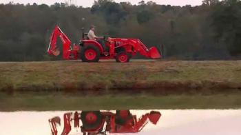 Kubota L2501 Tractors TV Spot, 'Value in Customer Instant Rebates' - Thumbnail 9