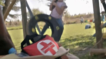 Johnson & Johnson First-Aid Bag TV Spot, 'Build a Kit' - Thumbnail 4