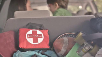 Johnson & Johnson First-Aid Bag TV Spot, 'Build a Kit' - Thumbnail 5