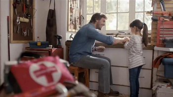 Johnson & Johnson First-Aid Bag TV Spot, 'Build a Kit'