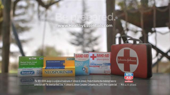 Johnson & Johnson First-Aid Bag TV Spot, 'Build a Kit' - Thumbnail 8