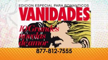 Vanidades TV Spot, 'Novelas de Amor: Edición Especial' [Spanish] - Thumbnail 1