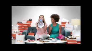 Payless Shoe Source TV Spot, 'Half-Off Sandals' - Thumbnail 3
